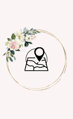 By: Ingrid Mandhu ♡ Instagram Logo, Instagram Feed Tips, Instagram Frame, Instagram Design, Instagram And Snapchat, Instagram Story Template, Instagram Story Ideas, Instagram Users, Hight Light
