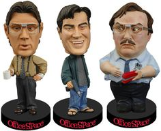 Office Space bobbleheads