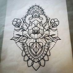 Tribal Henna Designs, Mehndi Designs, Tattoo Designs, Black Tattoo Art, Dot Work Tattoo, Black Tattoos, Mini Tattoos, Leg Tattoos, Small Tattoos