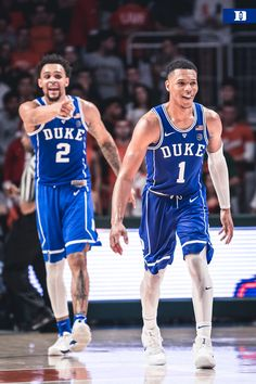 Gary Trent Jr. and Trevon Duval