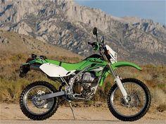 Kawasaki KLX 250 dual sport...