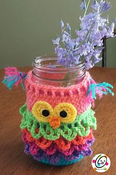 Bonbon the Owl Free Pattern by Heidi Yates / Snappy Tots