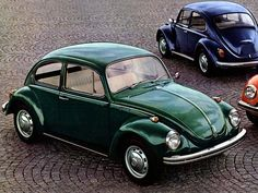 La Galaxie Automobile - Volkswagen 1300 (1965-1975) - Beetle - Coccinelle