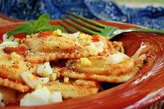 Cucinare che Passione: Ravioli alla lericina