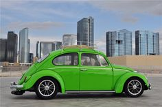 1966 VOLKSWAGEN BEETLE CUSTOM 2 DOOR SEDAN