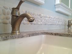 """Master Bath """"After"""" by Ironwood Custom Builders, via Flickr"""