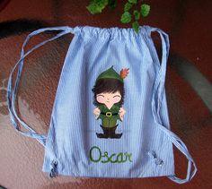 Peter Pan personalizado,