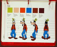 Disney Character Licensing Guide - Goofy