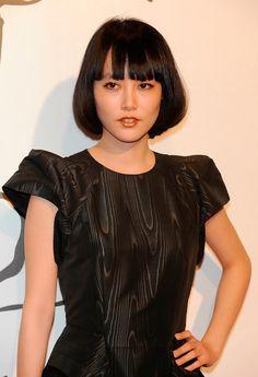 """Rinko Kikuchi - Rinko Kikuchi Attends """"Maps Of The Sounds Of Tokyo"""" Madrid Premiere"""