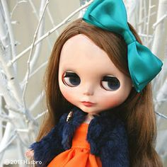 New Neo Blythe Orange and Spice is up for preorder!
