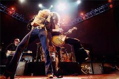 Led Zeppelin, 1975  (By Neal Preston)
