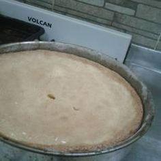 Bizcochuelo básico sin TACC Receta de Moni Avanzini - Cookpad Griddles, Griddle Pan, Pudding, Desserts, Food, Rice Flour, Pound Cake, Gluten Free Baking, Tailgate Desserts