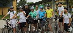 Great idea for team building days! Have your organization participate in a charity event together, like this bike ride to help raise funds for street kids in Vietnam.