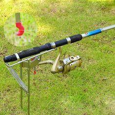 Fishing Rod Pole Bracket Stand Holder
