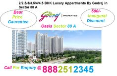 Godrej Oasis New Project In gurgaon . Call 8882512345