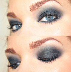 Todays look – Talk to me Harry Zidler! Tell me all about it! - Too faced shadow insurance  Emite make up eyeshadow Dams