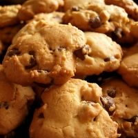 Chocolate chip cookies, but better. These are so soft and chewy. (I made them and they are amazing!)