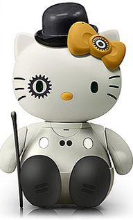 Hello Kitty ~ Charlie Chaplin