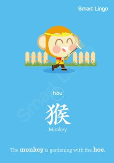 Chinese Characters with That's Mandarin: Chinese ZodiacSensible Chinese