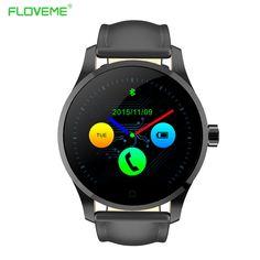 Floveme smart watch liebhaber armbanduhr pulsmesser schrittzähler mp3bluetooth smartwatch tragbare android ios frauen männer montre //Price: $US $58.90 & FREE Shipping //     #smartuhren