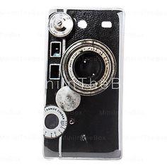 EUR € 3.12 - Camera Pattern Hard Case voor Advance Samsung Galaxy S I9070, Gratis Verzending voor alle Gadgets!
