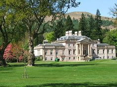 Rossdhu Castle, Scotland - home of my Colquhoun ancestors