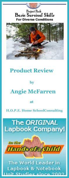 Basic Survival Skills Product Review http://hopehomeschoolconsulting.com/blog/basic-survival-skills