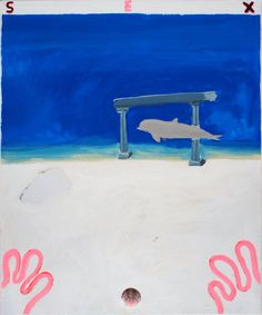s e x 2015 Emulsion, acrylic, shell on stretched canvas 60 cm x 50 cm ©   O R I G I N A L      w o r l d w i d e d e l i v e r y ✈  Each