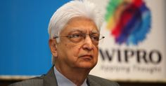 Azim Premji Gives Half Of His Stake in Wipro For Charity #News #AzimPremji #Wipro #FableFeed