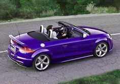 Purple Audi Car Pictures Images – Super Cool Purple Audi