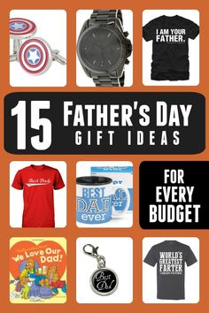 15 Father's Day Gift