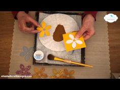 ▶ Victorian Flowers by Elizabeth Craft Designs - YouTube