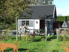 sweet little guest cottage
