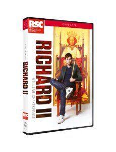 Amazon.com: Shakespeare: Richard II: David Tennant, Oliver Ford Davies, Michael Pennington, Nigel Lindsay, Jane Lapotaire, Royal Shakespeare...