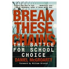 Break These Chains School Choice, Matter Most, New Names, Broken Chain, Chains, Core, Author, Ink, Writers