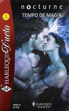 Meus Romances Blog: Tempo De Magia - Várias Autoras - Harlequin Dueto ...