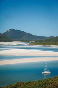 Yahoo  Camping ON the Great Barrier Reef and Other Secret Ways to Explore This Amazing AreaYahoo Travel  Mon, Aug 18 10:00 AM GMT  Whitehaven Beach, in the Whitsunday Islands (Great Barrier Reef)