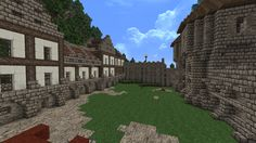 Minecraft Medieval Castle   Minecraft Castle Project