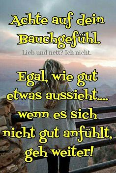 #Bauch_Gefühl