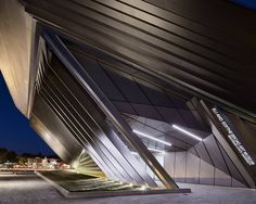 Eli and Edythe Broad Art Museum | Front Inc.