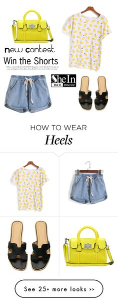 """""""New contest by Shein/Sheinside"""" by helenevlacho on Polyvore"""