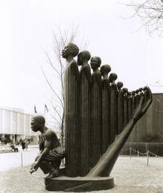 Augusta Savage - Google Search African American Artist, African American History, American Artists, African Art, Marcus Garvey, Caricatures, Woodstock, Augusta Savage, Harlem Renaissance