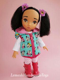 Disney Animator Dolls Clothes. Doll clothes от LemeshHandmadeToys