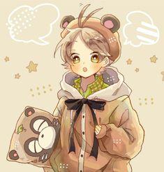 Manga Anime, Anime Art, Cute Anime Boy, Anime Guys, Kawaii Girl, Kawaii Anime, Diabolik Lovers, Boy Sketch, Anime Child