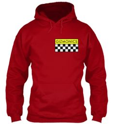 """Gizmonics Hoodie 