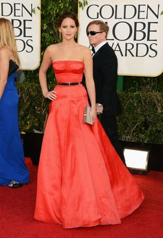 Jennifer Lawrence - Beautiful color!