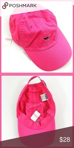 •Victoria's Secret PINK• Baseball Cap V I C T O R I A 'S ✦ S E C R E T  PINK  ❈ Condition: New with tags  ❈ Reasonable Offers Always Welcome!  ❈ Fast shipping Monday⇢Friday  Same/Next day after your purchase  ❈ Questions? Please comment below,  I will be more than happy to assist you ☻  ❈ Bundles are always encouraged to save on shipping!   ❈Thank you for stopping by! Hope to have you as a customer or returning customer   xo ღ Jennifer PINK Victoria's Secret Accessories Hats