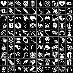 700+ RPG Icons | OpenGameArt.org