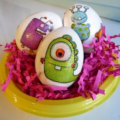 Modge Podge Easter Eggs!