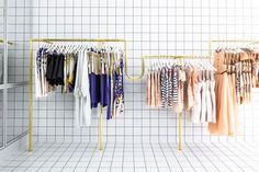 Alice McCall Melbourne Store by Wonder   Yellowtrace.